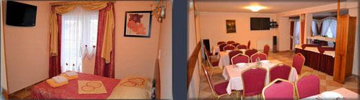 Pokój Pensjonatu HELIOS - Mielno - Unieście